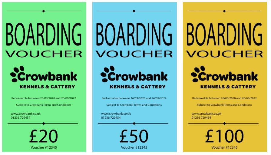 Boarding Vouchers